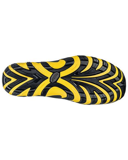 Nautilus Men's Composite Toe EH Athletic Shoes, Blk/yellow, hi-res