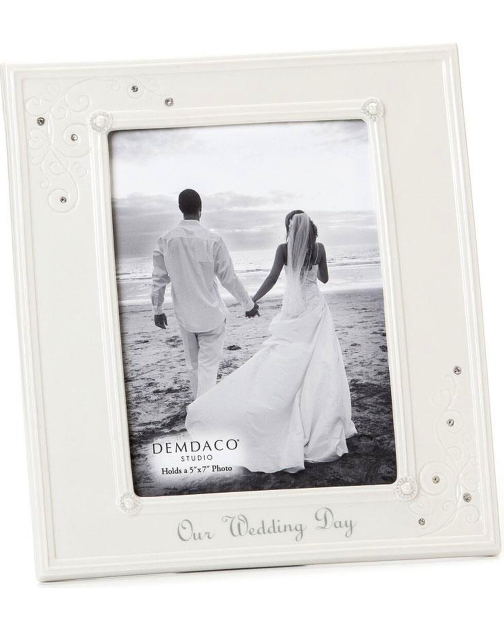 Demdaco From This Day Forward Wedding Frame , White, hi-res