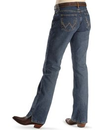 Wrangler Women's Cash Cowgirl Cut Ultimate Riding Jeans, , hi-res