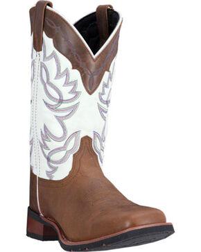Laredo Men's Wichita Western Boots, Taupe, hi-res