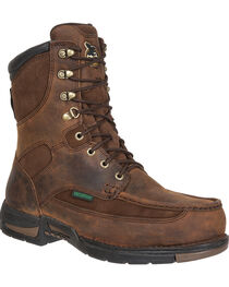 Georgia Men's Waterproof Athens Work Boots, , hi-res