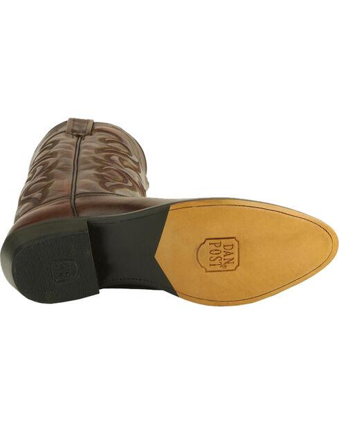 Dan Post Men's Milwaukee Western Boots, Tan, hi-res