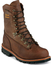 Chippewa Men's Waterproof Arctic Work Boots, , hi-res