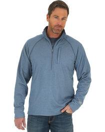 Wrangler Men's 20X Cool Vantage Pullover, , hi-res