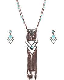 Shyanne® Women's Vintage Western Jewelry Set, , hi-res