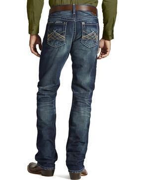 Ariat Men's M5 Blaze Straight Leg Jeans, Denim, hi-res