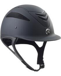 One K Defender Black Matte Helmet, , hi-res