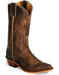 Nocona Women's Texas Tech University College Boots, , hi-res