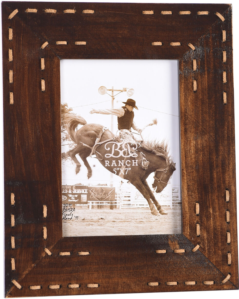 BB Ranch 5X7 Wood Photo Frame, No Color, hi-res