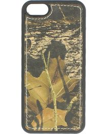 Nocona Mossy Oak Leather iPhone 5 Phone Case, , hi-res