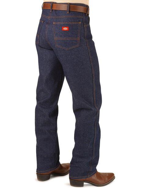 Dickies Regular Fit Rigid Work Jeans, Indigo, hi-res