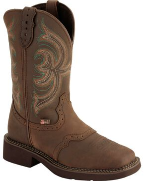 Justin Gypsy Women's Western Boots, , hi-res