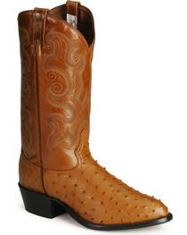 "Tony Lama Men's 13"" Exotic Western Boots, , hi-res"