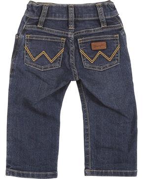Wrangler Toddler Boys' Western Jeans, Blue, hi-res