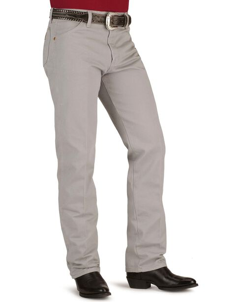 Wrangler Jeans - 13MWZ Original Fit Prewashed Colors, Cement, hi-res