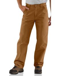 Carhartt Double Duck Dungaree Fit Work Pants - Big & Tall, , hi-res