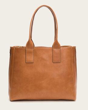 Frye Women's Cognac Ilana Leather Tote , Cognac, hi-res
