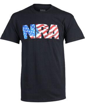 NRA Men's Americana T-Shirt, Black, hi-res