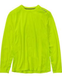 Timberland Men's Wicking Good Long-Sleeve T-Shirt , , hi-res