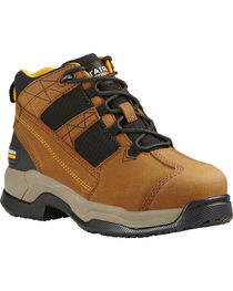 Ariat Women's Contender Steel Toe and EH Rated Work Shoes, , hi-res
