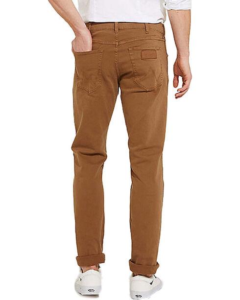 Wrangler Men's 70th Anniversary Khaki Jeans, Beige/khaki, hi-res