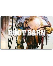 Boot Barn Cowboy Saddle Gift Card, , hi-res