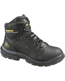CAT Men's Waterproof Steel Toe Manifold Work Boots, , hi-res