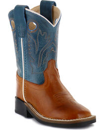 Cody James® Infant's Square Toe Western Boots, , hi-res