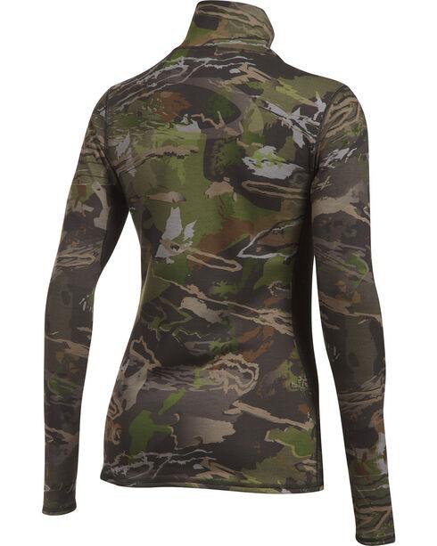 Under Armour Women's Camo Mid-Season Reversible Shirt, Camouflage, hi-res