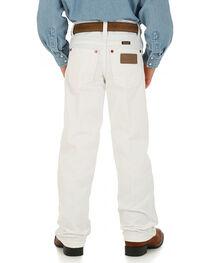 Wrangler Boys 13MWB Original Cowboy Cut Jeans, , hi-res
