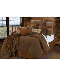 HiEnd Accents Crestwood 5-Piece King Comforter Set, , hi-res