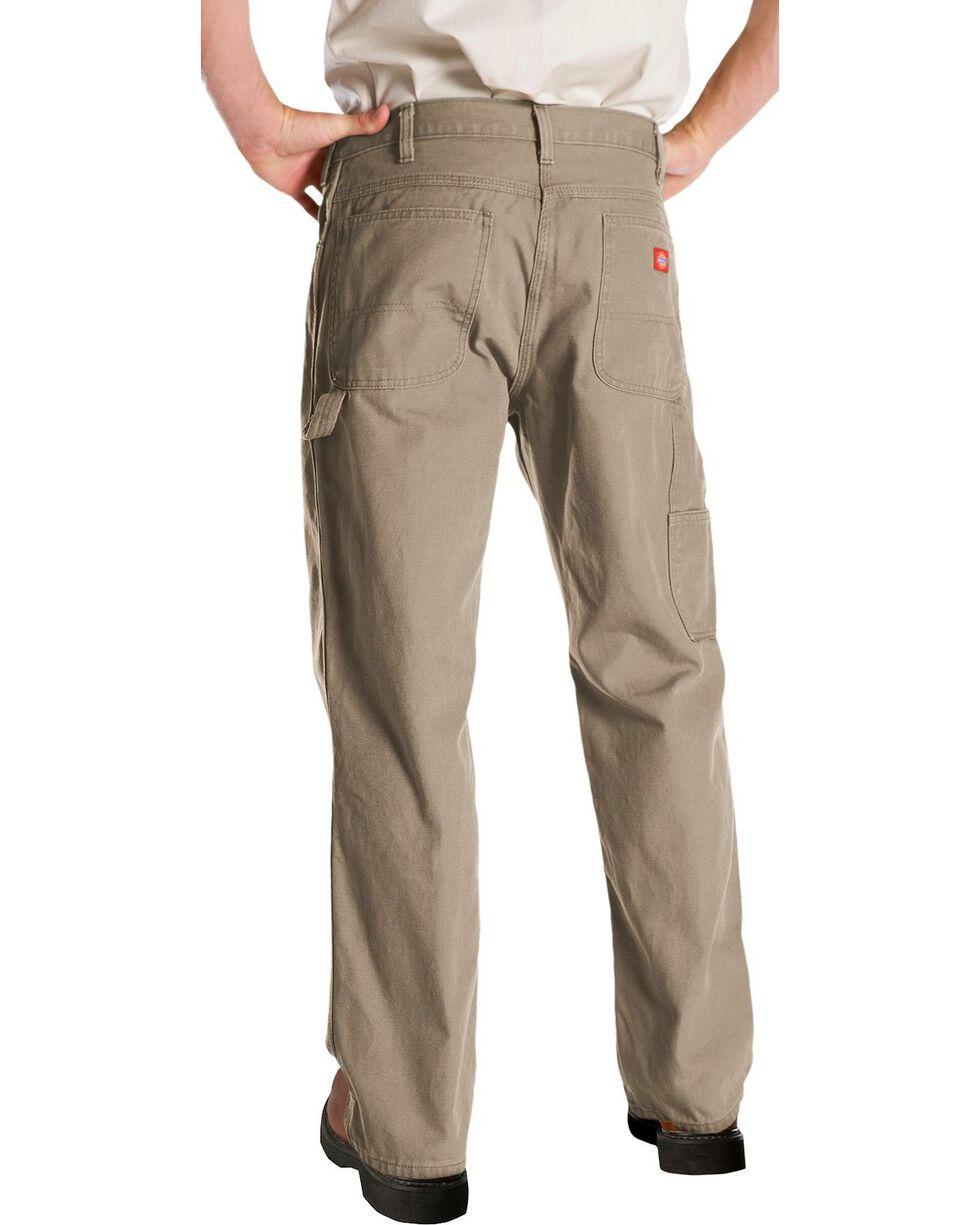 Dickies Rinsed Duck Utility Jeans, Sand, hi-res