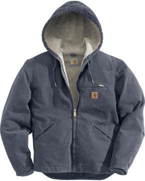 Carhartt Sierra Work Jacket, Grey, hi-res