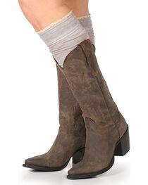 Shyanne Women's Knee-High Boot Socks, , hi-res