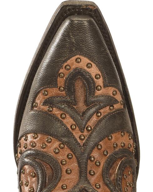 Lane Women's Paulina Western Fashion Boots, Black, hi-res