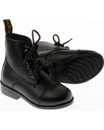 Saxon Women's Equileather Lace Boots, , hi-res