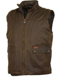 Outback Men's Water Resistant Landsman Vest, , hi-res