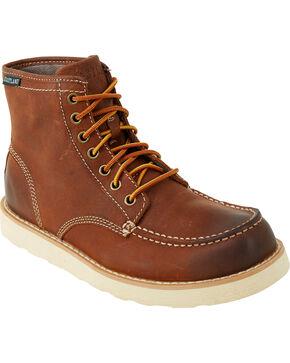 Eastland Men's Pecan Lumber Up Boot , Pecan, hi-res