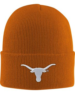 Carhartt Men's Texas Austin Watch Beanie, Burnt Orange, hi-res