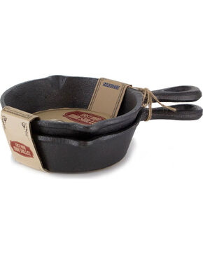 Barbuzzo Cast Iron Mini Skillets, No Color, hi-res