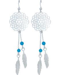 Montana Silversmiths Dream Weavers Earrings, , hi-res