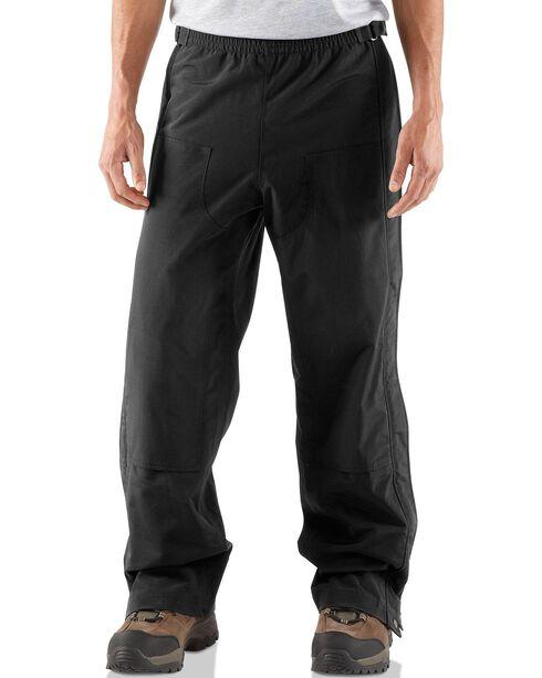 Carhartt Shoreline Work Pants, Black, hi-res