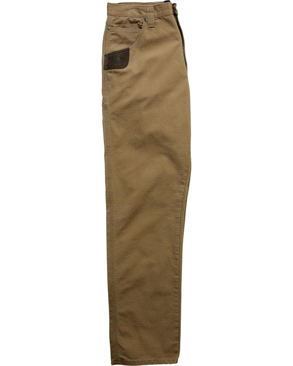Wrangler Men's Brown Riggs Technician Pants , Lt Brown, hi-res