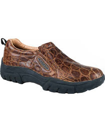 Roper Men's Performance Sport Slip-On Shoes, , hi-res
