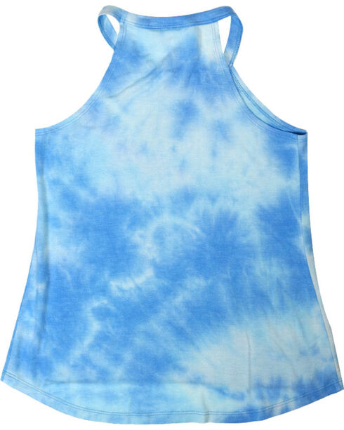 Shyanne® Girls' Tie-Dye Americana Tank Top , Multi, hi-res