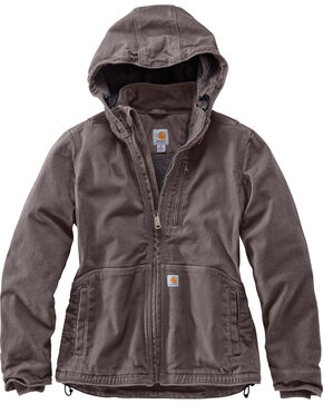Carhartt Women's Caldwell Jacket, Grey, hi-res