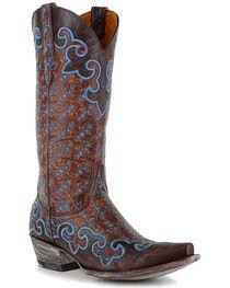 Old Gringo Women's Lynette Western Boots, , hi-res