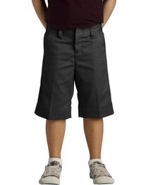 Dickies Junior Girls' Stretch Bermuda Shorts - 15-21, , hi-res