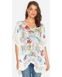 Johnny Was Women's Boho Poncho, , hi-res