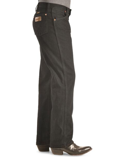 Wrangler Jeans - 13MWZ Original Fit Prewashed Colors, Shadow Black, hi-res